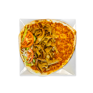 Turkse Pizza Döner